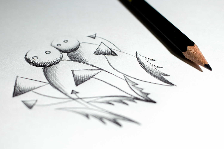 Polygonia's Illustration